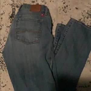 Lucky Brand Sweet & Straight Jeans